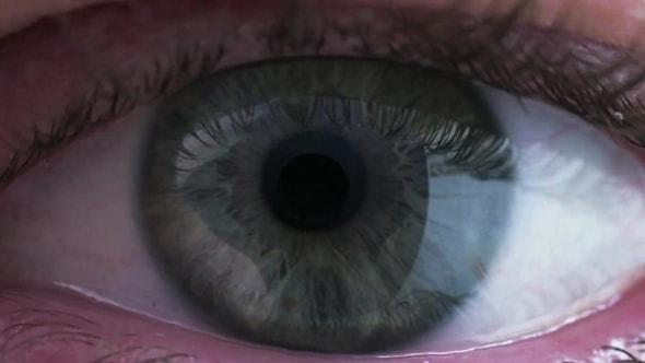 لقطات للمونتاج | عيون مختلفة مع مؤثرات صوتية