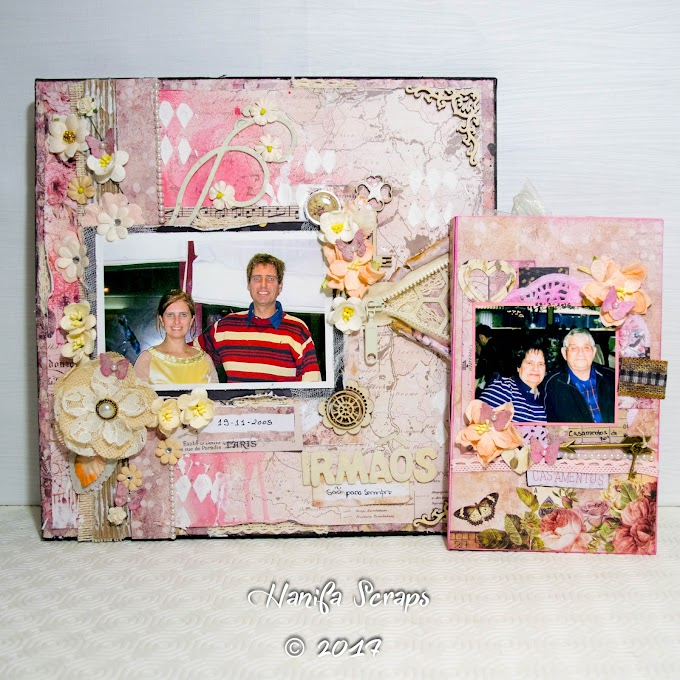 Album e Layout Maio Kit Club