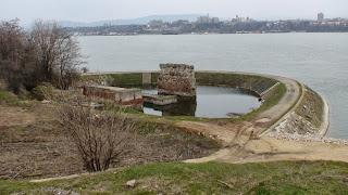 Puente de Trajano sobre el Danubio