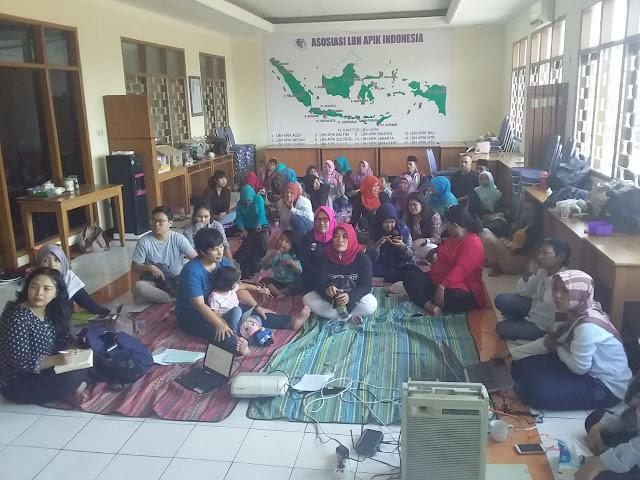 MEET AND GREAT KOMUNITAS LBH APIK JAKARTA