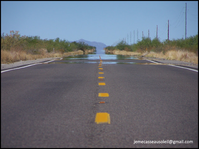 Route en Arizona