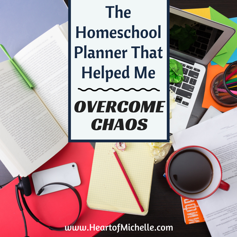 A Plan in Place homeschool teacher planner helps me juggle household chores, work, and homeschooling.