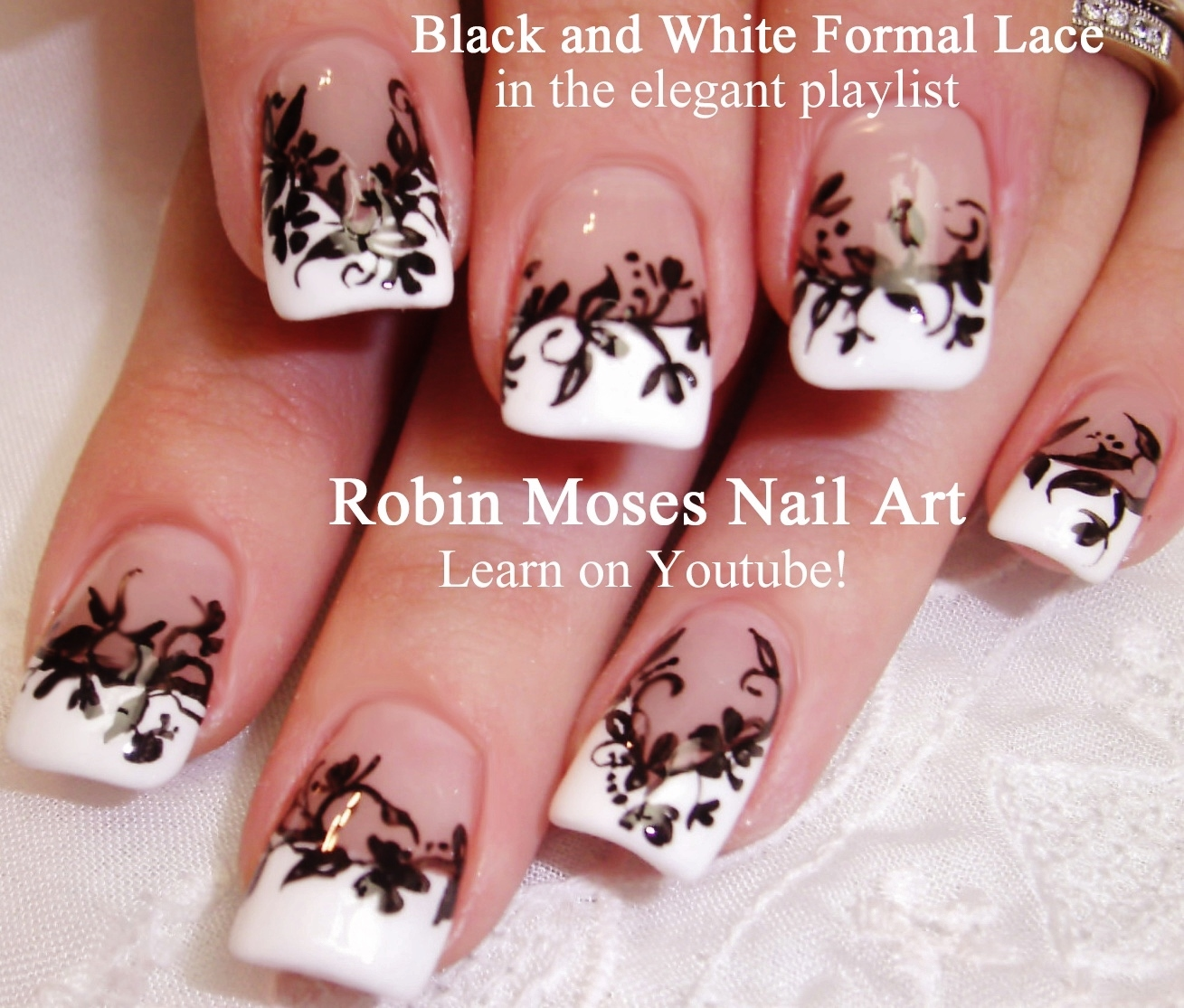 Robin moses nail art elegant nail art ideas tutorial playlist elegant nail art playlist easy formal nail designs nail tutorials for wedding nail art prom nails and ideas for beginners to advanced artists baditri Gallery
