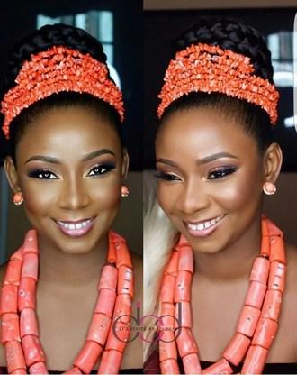 Genevieve Nnaji's daughter