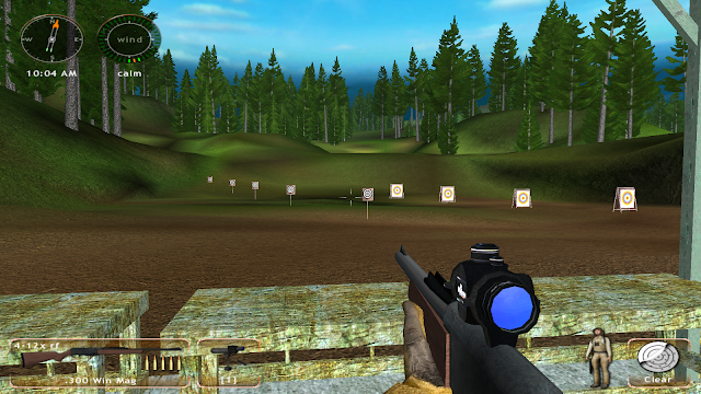 Hunting Unlimited 2008 PC Free Download Gameplay 1