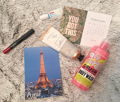 Feburary beauty and travel favourites