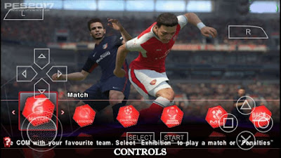 Cara Setting Tombol Control PPSSPP Di Android