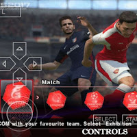 Cara Setting Tombol Controls PPSSPP Di Android