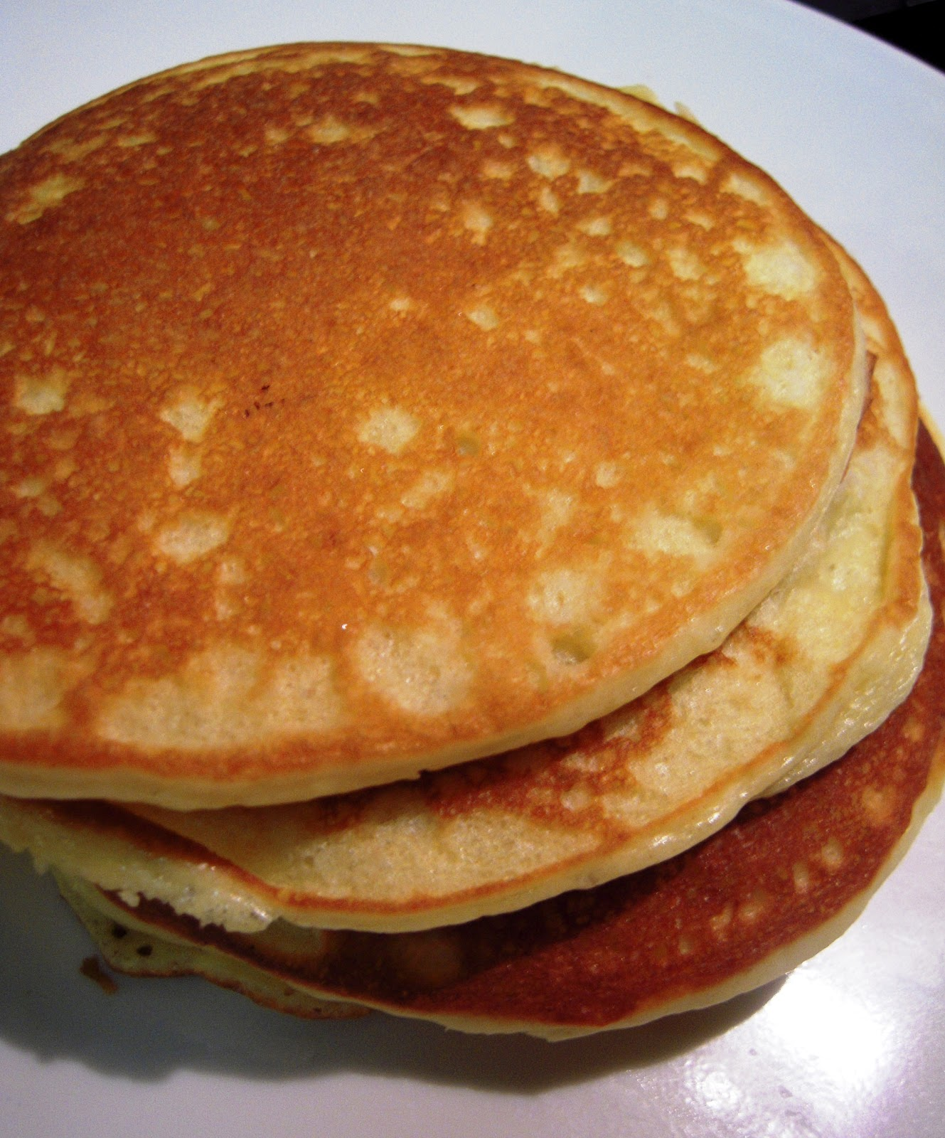 Smitten Kitchen Pancakes: All Wool And A Yard Wide: Recipe Monday