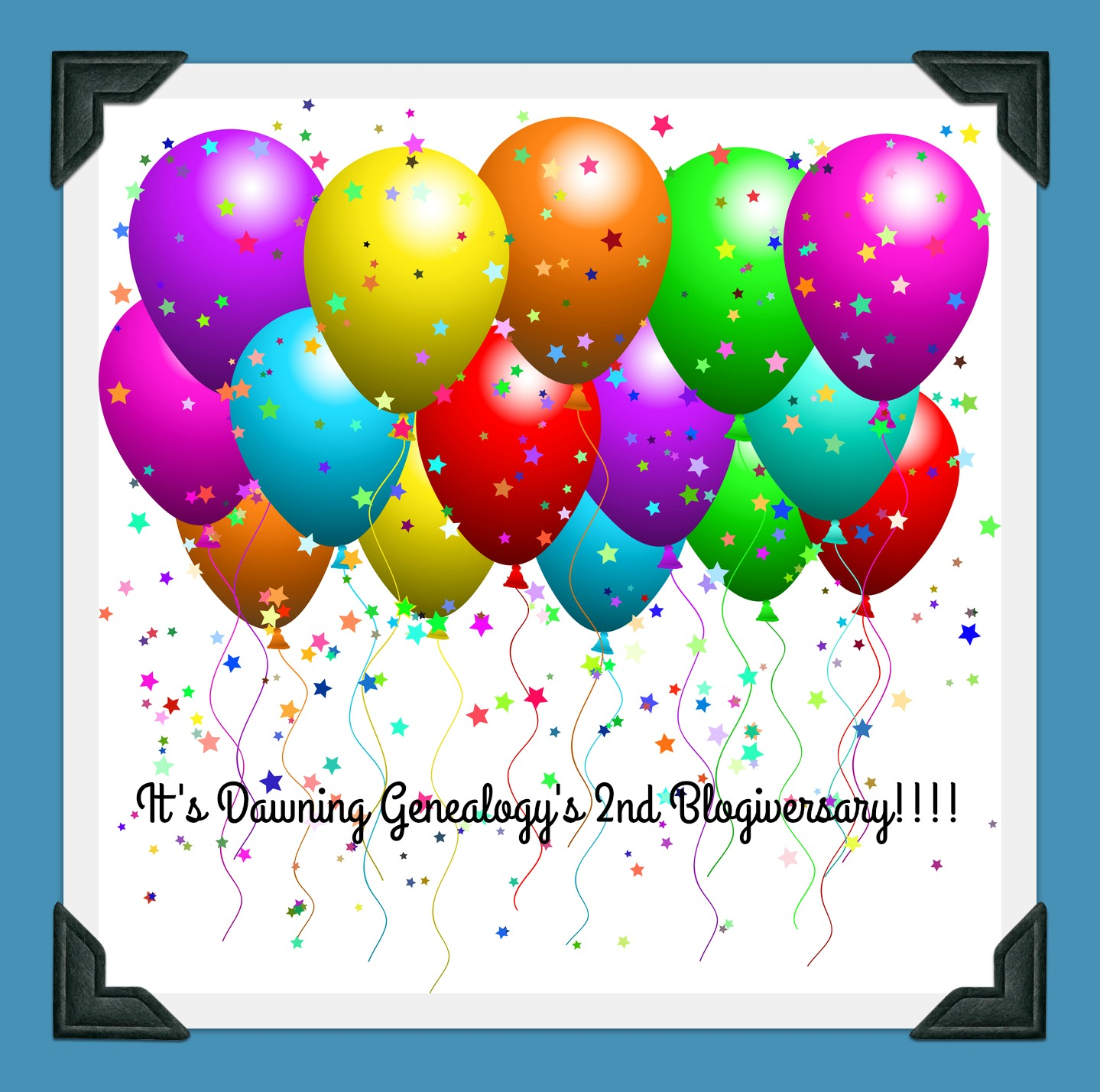 4 Years And Counting Quotes: Dawning Genealogy: It's My Blogiversary