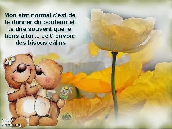 Citations Option Bonheur Bisous Et Câlins