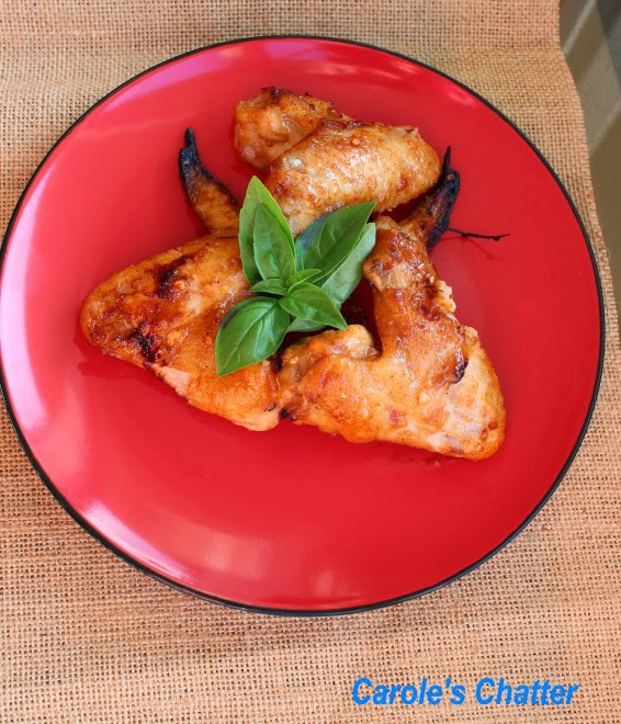 Gordon's Chicken Wings by Carole's Chatter