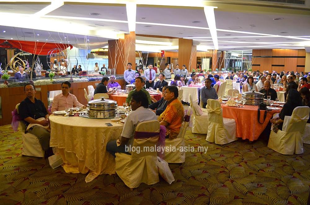 Borneo Jazz Meritz Hotel in Miri