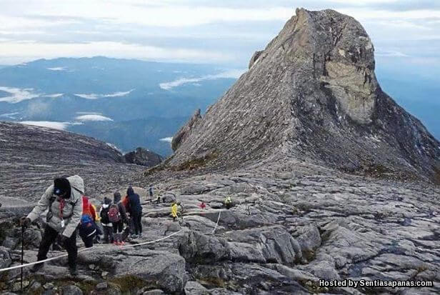 Misteri 'Wajah' Di Gunung Kinabalu!.JPG