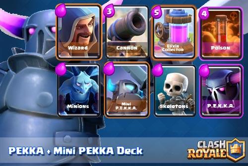 PEKKA + Mini PEKKA Strategy