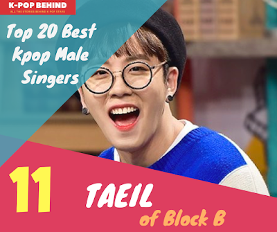 block b taeil