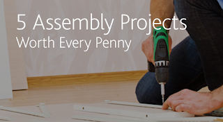 Amazon Home Assembly Projects