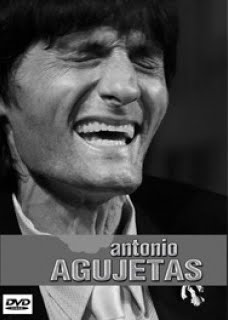 Antonio Agujetas en la Peña Flamenca La Bulería de Jerez DVD