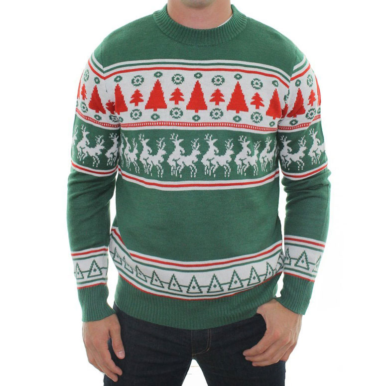 Hilarious ugly christmas sweaters