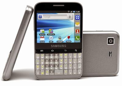 Review Harga & Spesifikasi Samsung Galaxy Pro