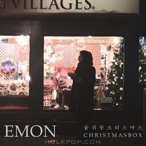EMON – 숨 쉬듯 크리스마스 – Single