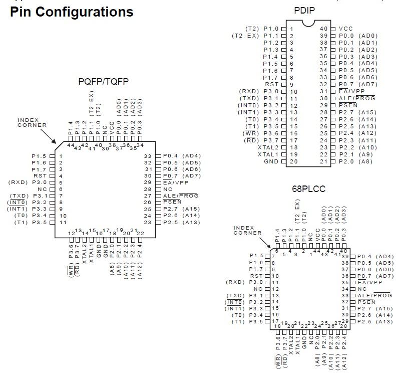 pic18f2550 wiring diagram