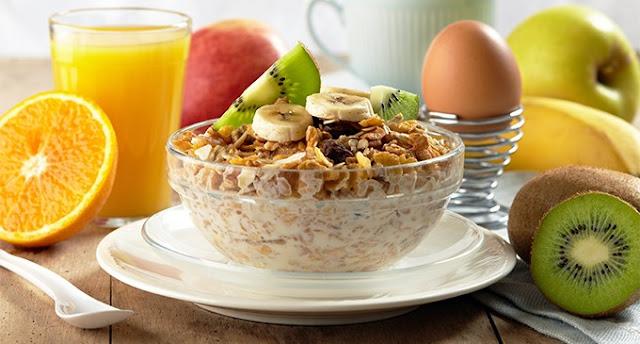 desayunos saludables nutritivos