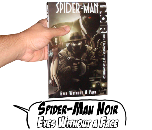 Cbr spider man noir 2 g33k life - Best spider man noir comics ...