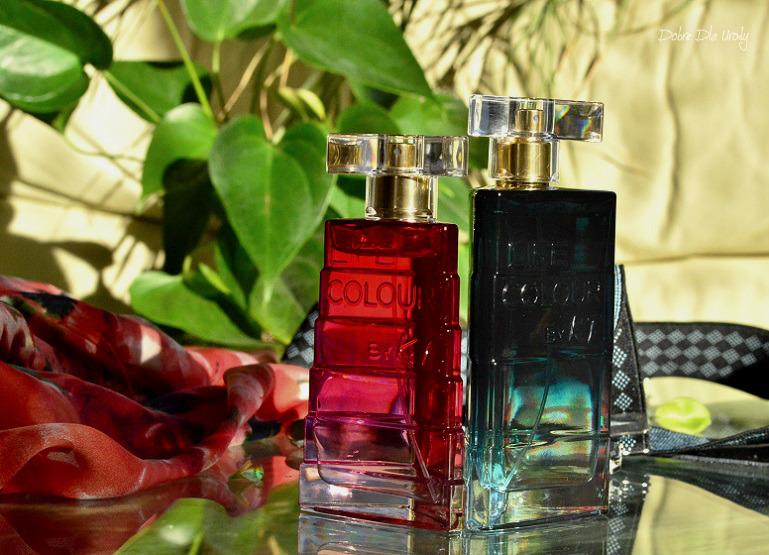 Kenzo dla Avon zapachy Life Colour dla Niej i Life Colour dla Niego