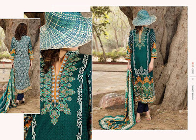 New summer lawn collection for women