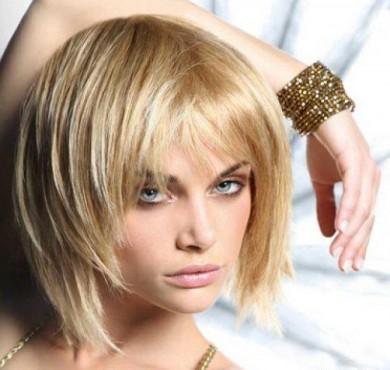 Cortes de cabello grafilado para damas 2016