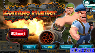 Download Zombie Hunter : Devil Crush Mod Apk Terbaru