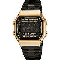 orologio Casio A168WEGB-1BEF
