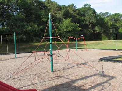 Climbing Area Teaticket Elementary School
