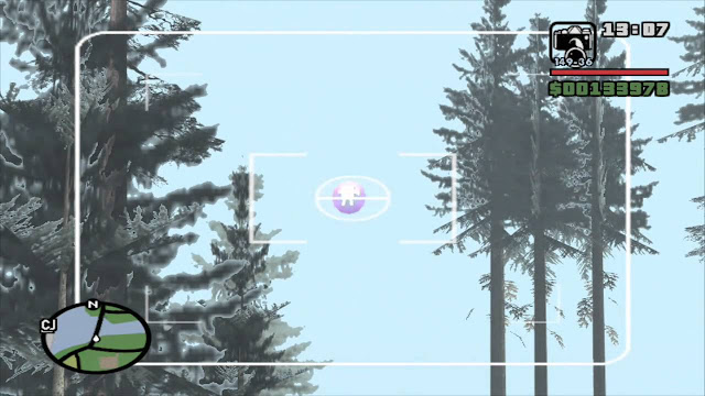Diantara misi sampingan tersebut yaitu Tags Tutorial games: Snapshots, Misi Sampingan GTA SA  yang Jarang Diketahui Beserta Lokasinya