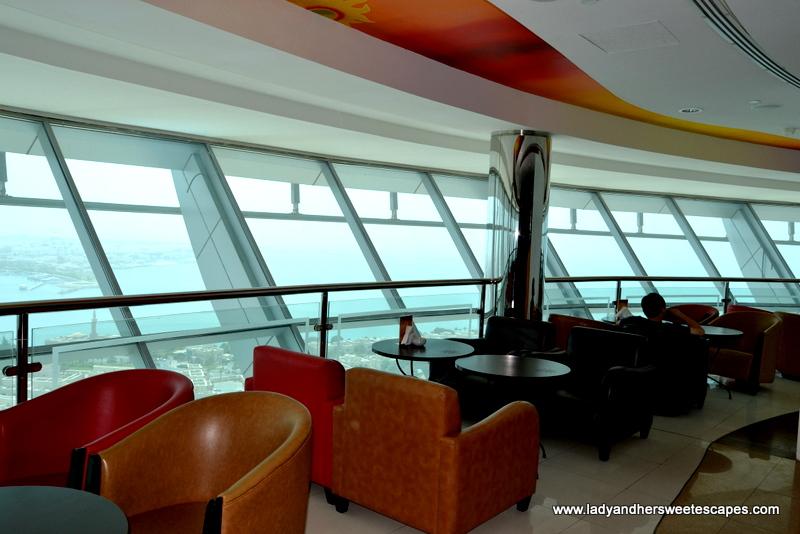 Tiara Restaurant Marina Mall Menu