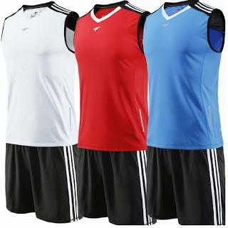 Pakaian seragam tim - pustakapengetahuan.com