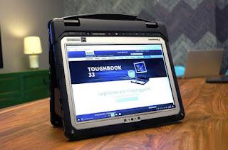 Panasonic Luncurkan Laptop 2-in-1 Tahan Banting Terbaru Toughbook 33!