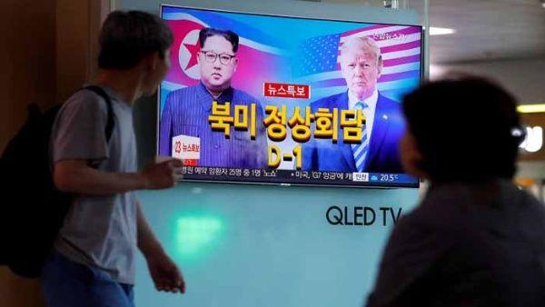 Kim invita a Trump a Pionyang para otra cumbre bilateral