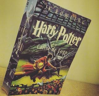 Resenha, Harry Potter, livro, Cálice de Fogo