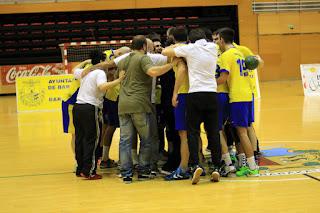 El Club Balonmano Barakaldo gana 31-27 al Ereintza