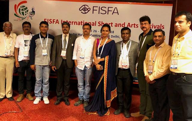 Members of FISFA 2018 Jury