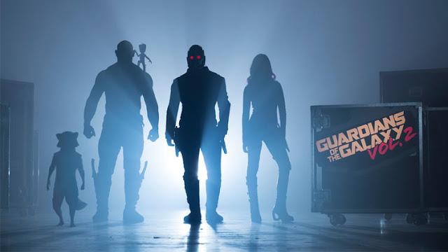 Guardiões da Galaxia 2