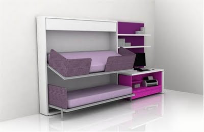 Small Bedroom Decoration Ideas For Kids ~ Small Bedroom