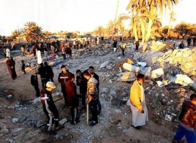 Bomb blast in Somalian Stadium Killed 5 During a Football Match