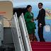 Presiden Jokowi Beserta Rombongan Bertolak ke Maluku