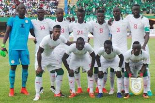 قائمة منتخب السنغال في كأس أمم أفريقيا 2019