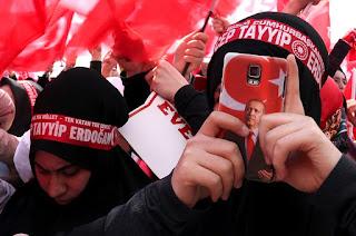 Καταγγελίες για εξοπλισμό και εκπαίδευση πολιτών από Ερντογάν