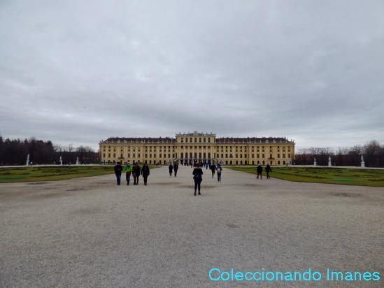 Palacio de Schonbrunn - visitar Viena en 3 días