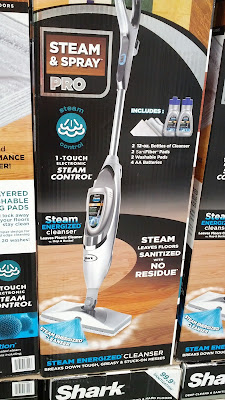 Shark Pro Steam And Spray Mop Costco Weekender